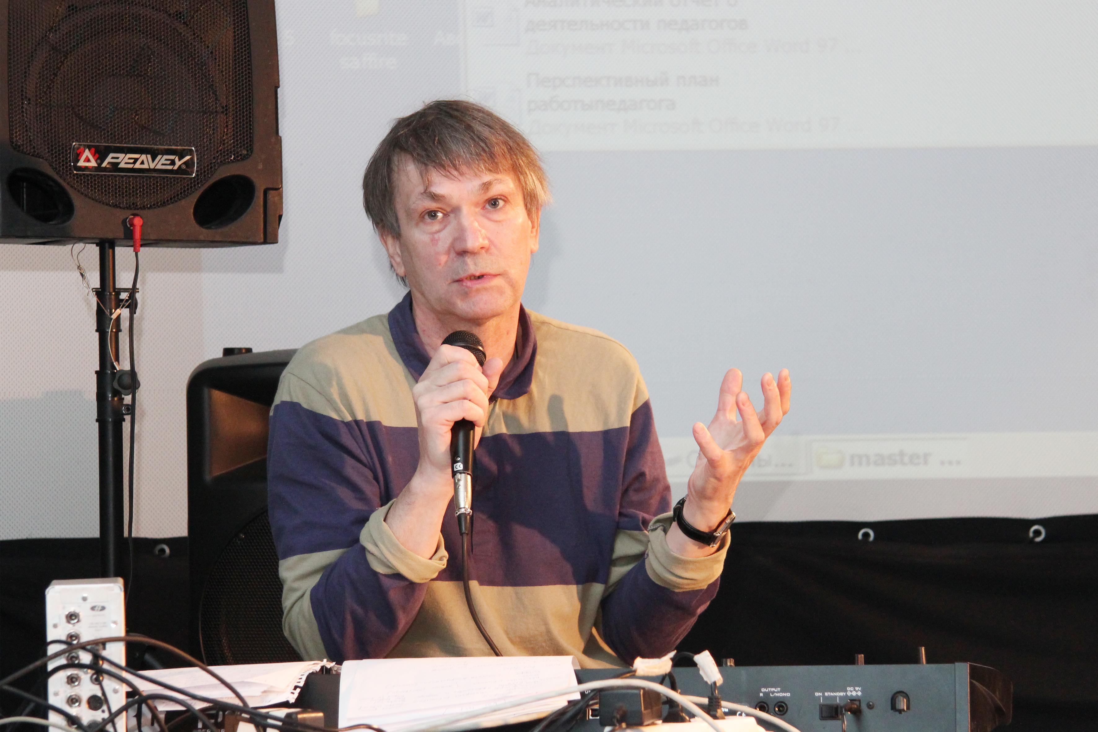 Rock-Line.lab (24 — 26 мая 2013)