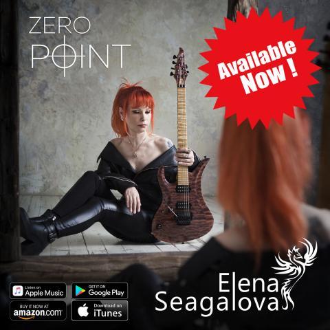 Elena Seagalova — Zero Point