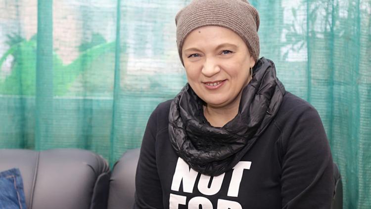 Наталья Шостина, организатор KAMWA