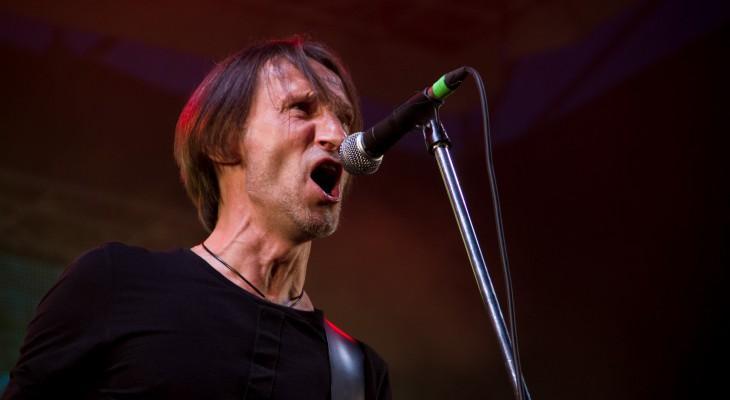 Лидер группы «Томас»: «Rock- Line — это кайф!»