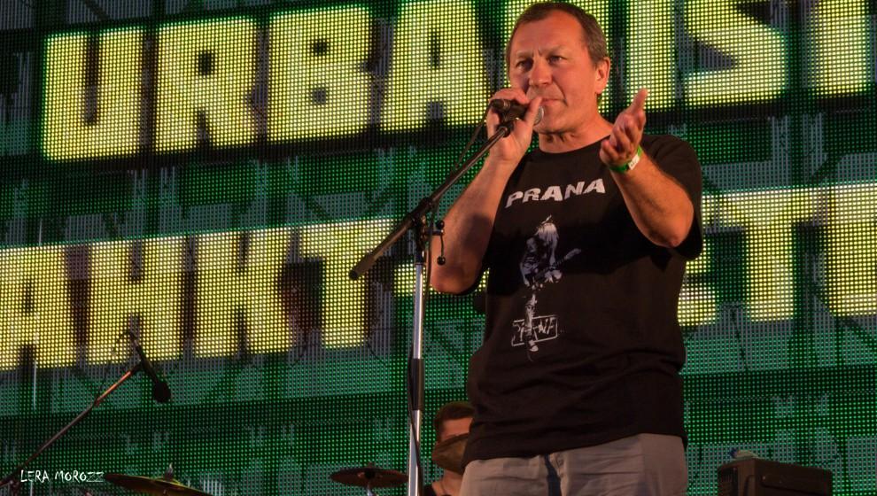 Председатель жюри «Rock-Line»: «Для меня фестиваль - большая эмоциональная разрядка от стресса и проблем»
