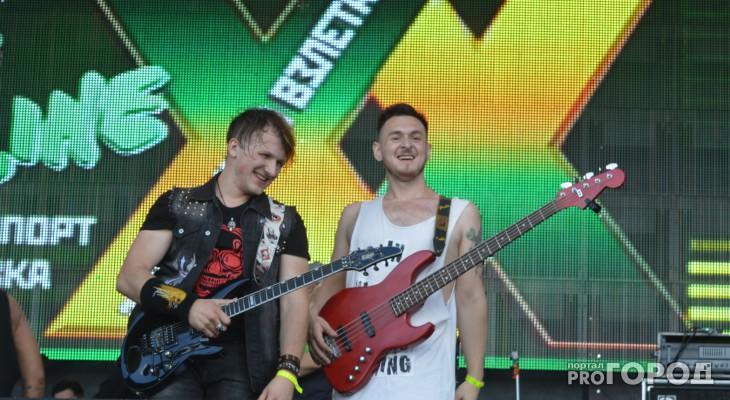 Группы Rained, NeXtage и #diskapartizany рассказали о том, что для них Rock-Line